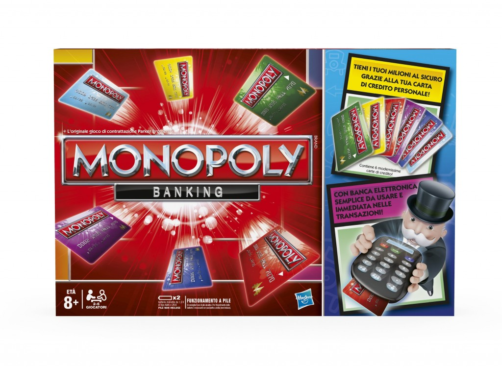 30 11 2012 con il nuovo monopoly millionaire avere una for Nuovo arredo monopoli