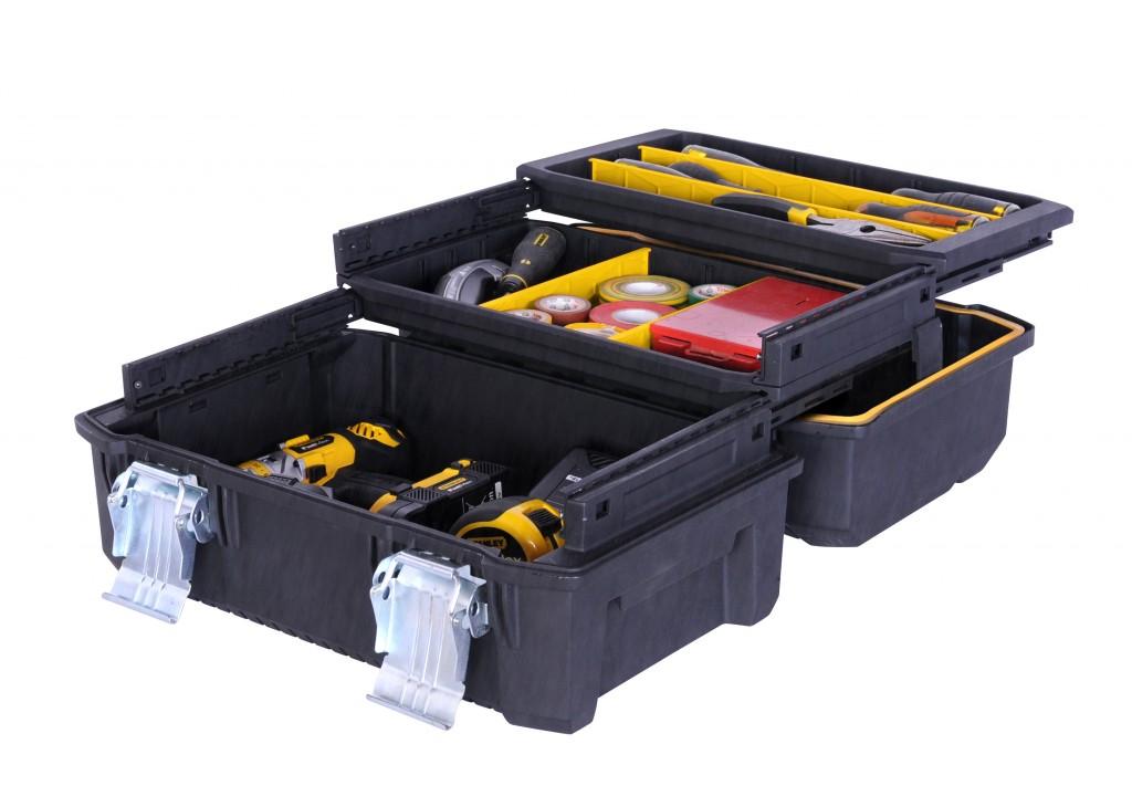 05 03 2013 cassette portautensili stanley un nuovo - Cassetta porta attrezzi stanley con ruote ...