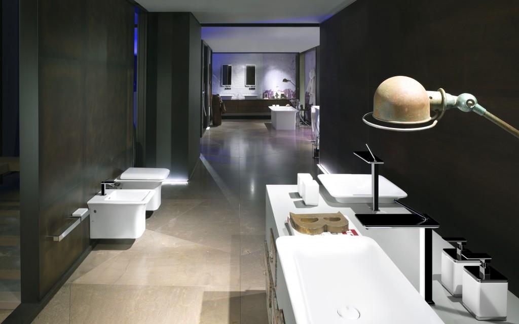 12 04 2013 gessi milano presenta i bagni del mondo al for Gessi arredo bagno